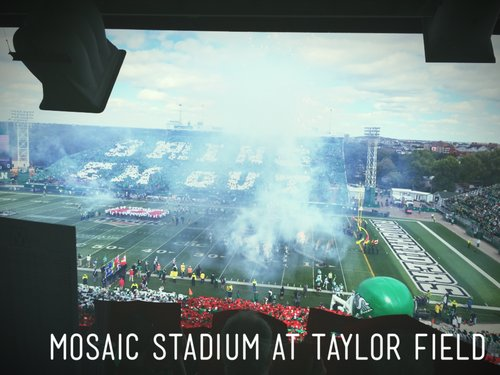 Mosaic Stadium at Taylor Field