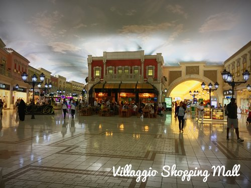 Villaggio Shopping Mall