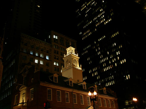 Old State House, The