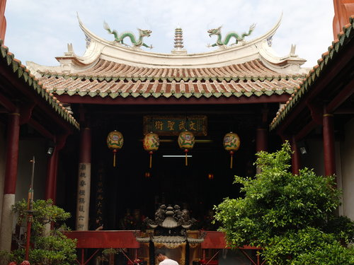 God of War Temple (祀典武廟)