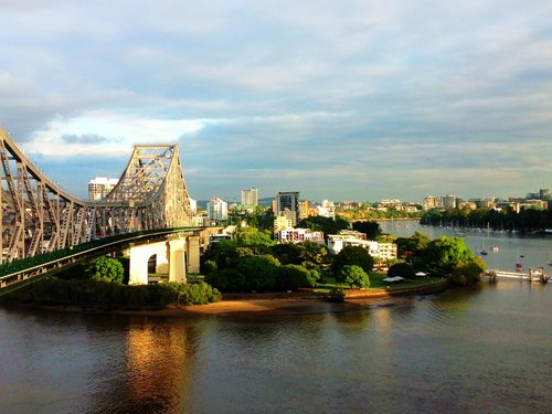 Acantilados de Kangaroo Point