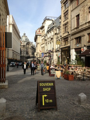 Old Town Bucharest (Centrul Vechi)