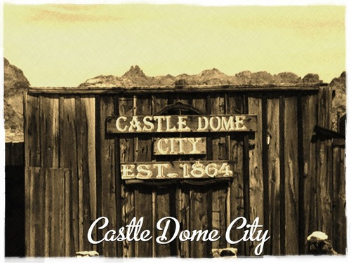 Castle Dome City