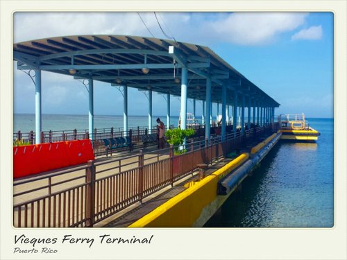 Vieques Ferry Terminal