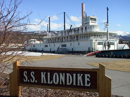 S.S. Klondike National Historic Site of Canada