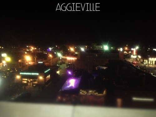 Aggieville - Fat's Bar and Grill