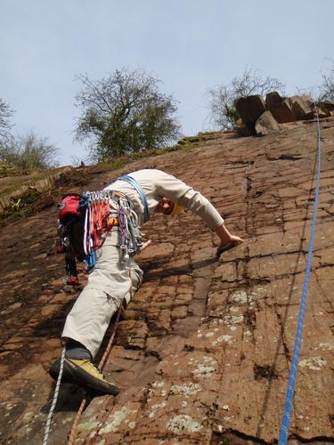 Climbing Place, The