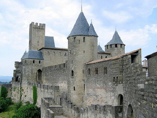 City of Carcassonne (Cité de Carcassonne)