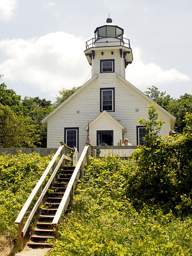 Old Mission Point Lighthouse