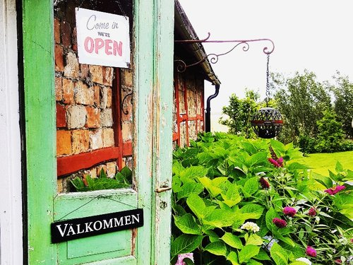 Open Garden Days in Helsingborg with The Green Guide