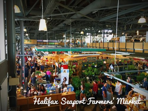 Mercato Halifax Seaport Farmers '